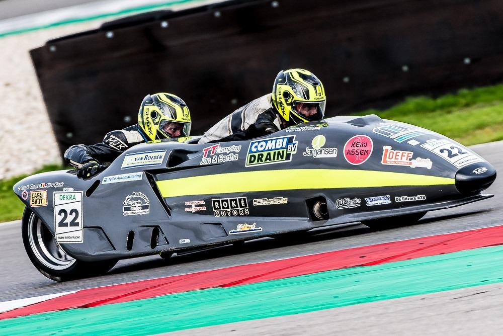 Hilbert Talens & Frank Claeys | TT Circuit Assen