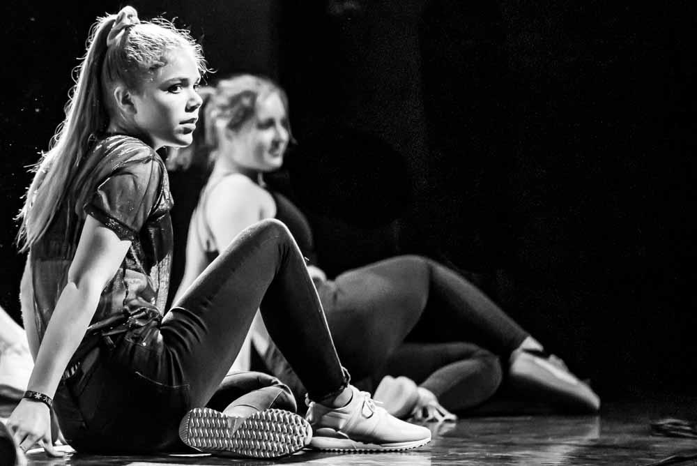Dansschool De Marsch, Theater De Kimme, Zuidlaren