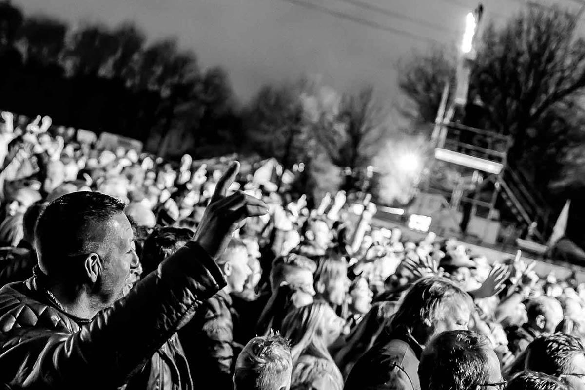 Publiek Bevrijdingsfestival Drenthe Assen